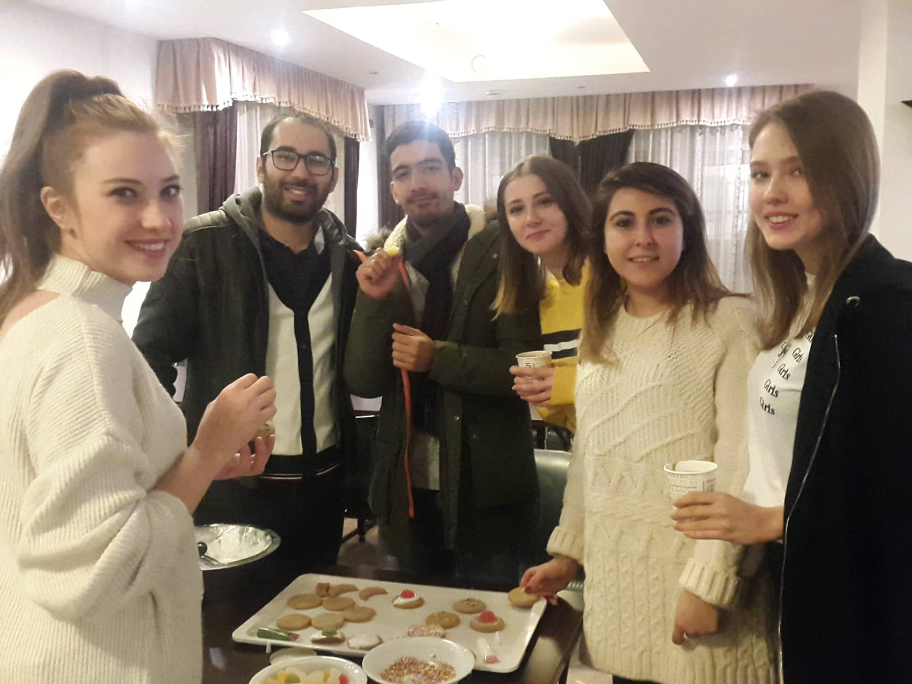 End of Semester Event - 6 December 2018