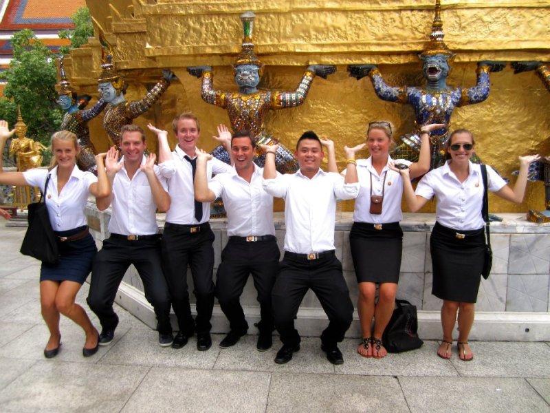 Thaiföld közelről?! Hallgatói pályázat Thaiföldre